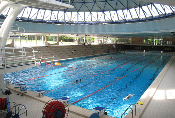 Home rental near paris for Aquabiking piscine saint germain en laye